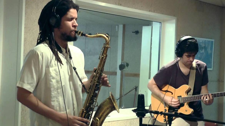 Nuevo Disco Guillermo Álvarez Quartet