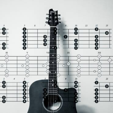 ¿Tablatura o partitura?